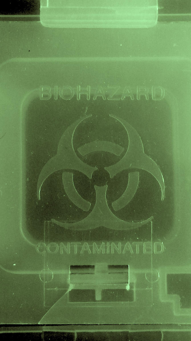 Bio Hazard by Deddrie