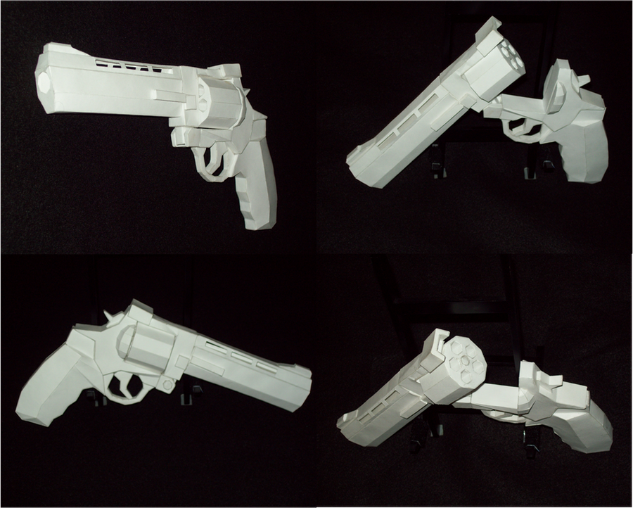 Gun by Ultimaknight333