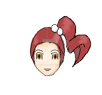 1-30-2015 1st try graphic tablet by E-salbeinit