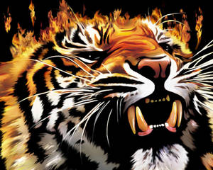 Fire Tiger's Power