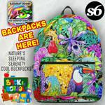 Cool Backpacks - Designs by BluedarkArt