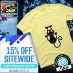 15% off on BluedarkArt DesignByHumans Shop