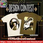 #TPArtDecoContest - Designs by BluedarkArt
