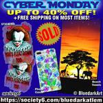 Sales at BluedarkArt's Society6 Shop