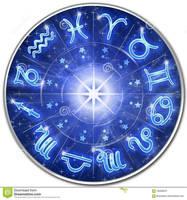 Zodiac Blue Galaxy  Copyright BluedarkArt by Bluedarkat