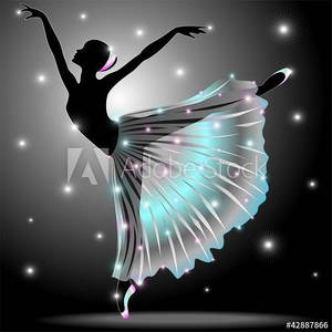 Ballerina #Classic Dance by BluedarkArt