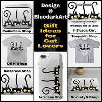 Design Copyright BluedarkArt TheChameleonArt