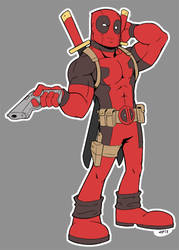 Deadpool by MattPichette
