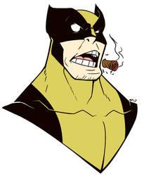 Wolverine Thing by MattPichette