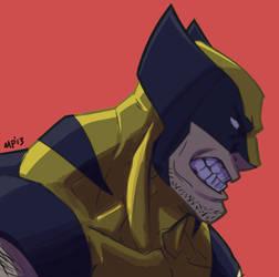 Another Wolverine by MattPichette