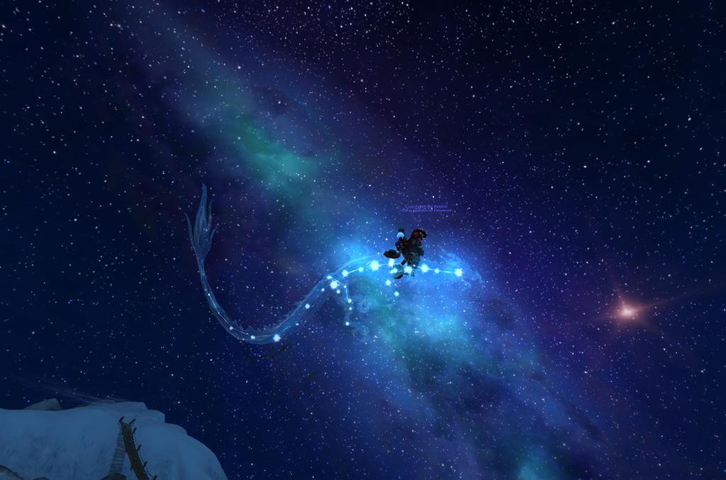 .:Astral Cloud Serpent:. by Siyamese