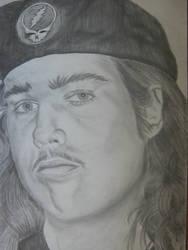 Self portrait - 11th grade
