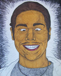 Self Portrait - 12th grade