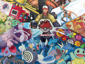 Pokemon Trainer at the Crossroads
