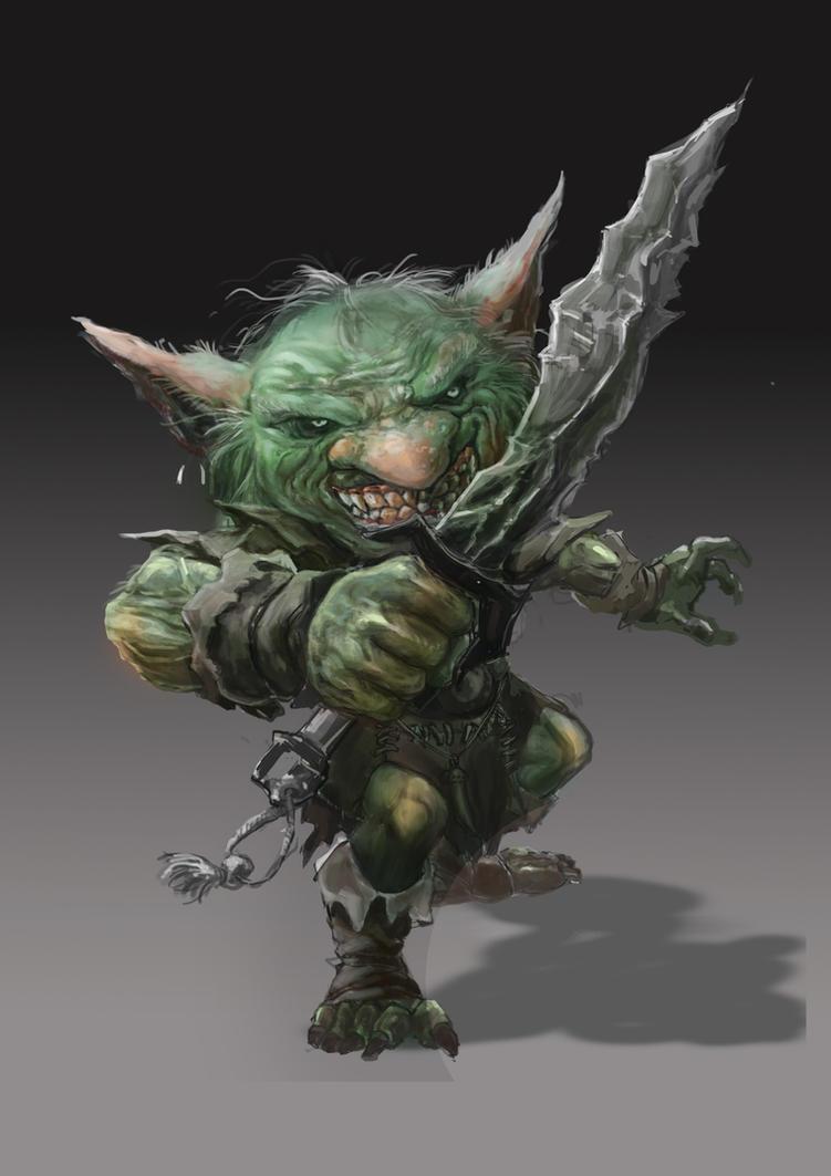 Goblin by ponikstudios