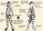 (Oc Training) Zhad Body Type