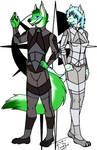 Balthazar and Mirra: Earth's Divine
