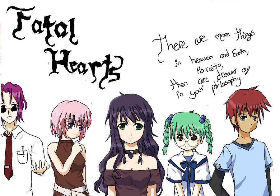 Fatal Hearts Fanart
