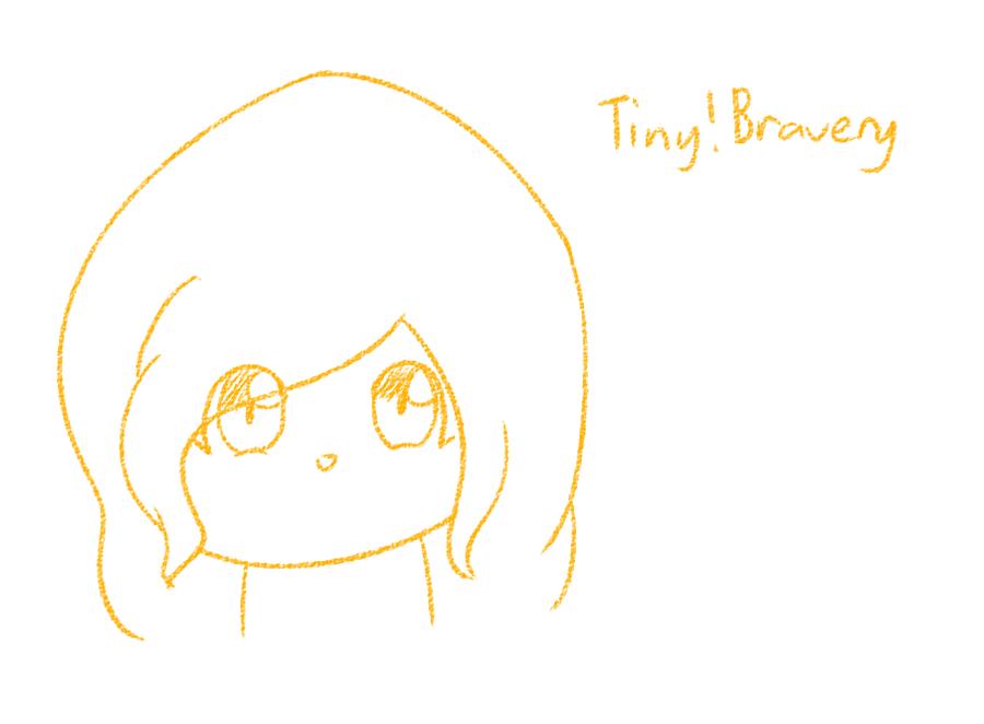 Tiny!Bravery by ZyraUy