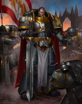 Primarch meets Primaris