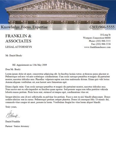 Lawyer letterhead template by danbradster on deviantart lawyer letterhead template by danbradster spiritdancerdesigns Gallery