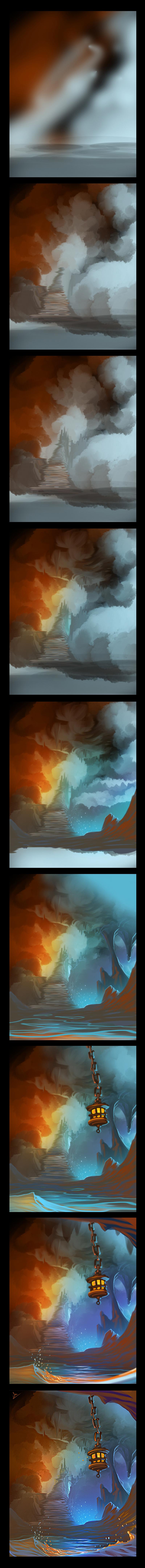 Underworld: Step by step