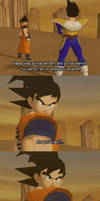 Goku's guilty of Nappa's death by Montyclan