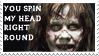You Spin My Head stamp by jamesuyt