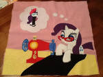 Rarity quilt square