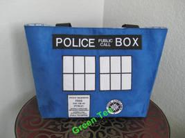 Tardis - Police Public Call Box Tote Bag