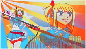 Lucy Heartphilia Wallpaper
