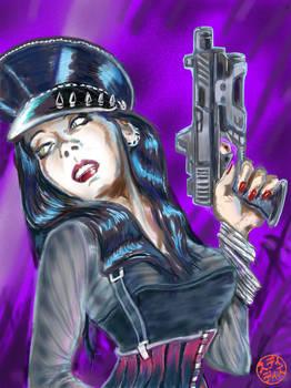 Ms.  Vader - Locked n Loaded