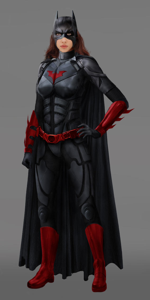 batwoman by abask5