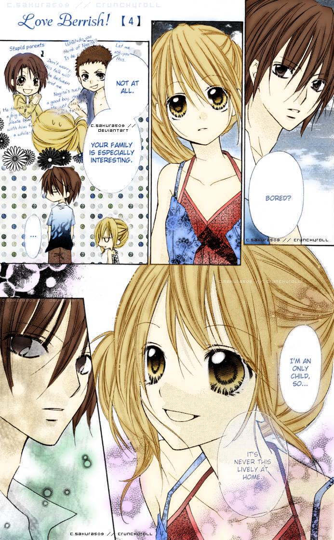 Love Berrish Manga coloring by sakura509 on DeviantArt