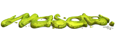 Wasabi Logo by kenet
