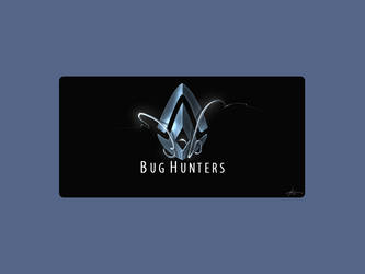 Anarchy Online BugHunter logo by kenet