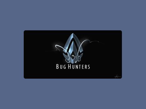 Anarchy Online BugHunter logo