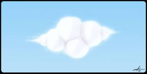 Cloud. by kenet