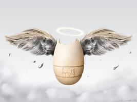 Angel's egg by kenet