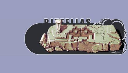 Bitefellas logo by kenet