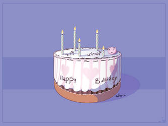 Happy Birthday boys by kenet