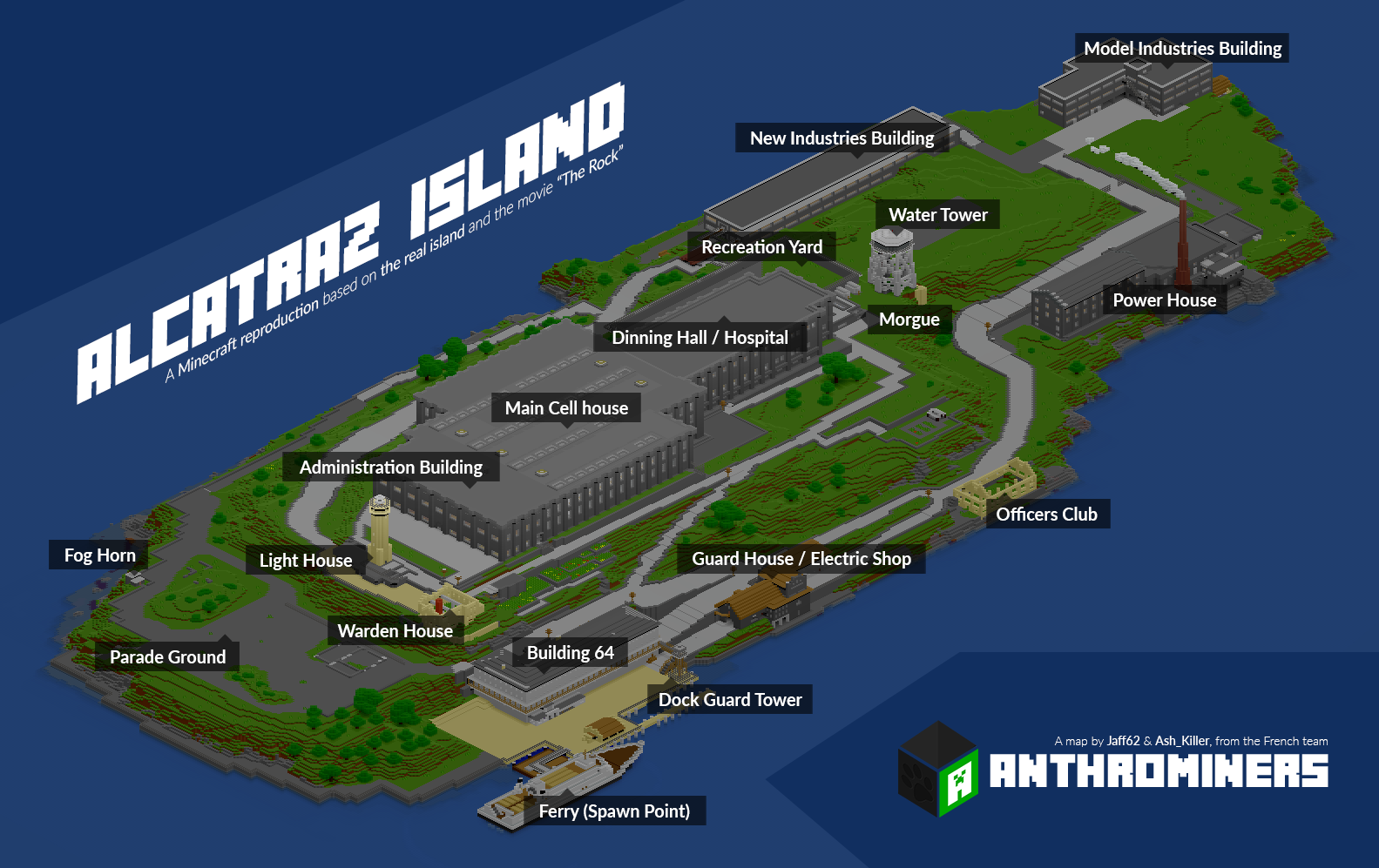 neverland ranch map with Minecraft Alcatraz Island 343664408 on 3 additionally Michael Jackson Neverland Ranch What Can You Buy For 60 Million 4308001 together with Hearst Castle also Neverlandca as well Lhistoire Du Neverland De Michael Jackson.
