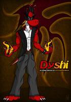 OC 2013 - Dyshi by McTaylis