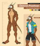 Trade / Reference - Demron Prastivan