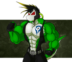 Yetshi as Bane