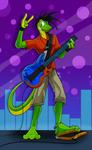 Let's Rock! #8  (new design update)