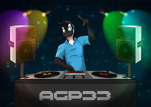 Commission - DJ Yosh