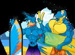 Trade - Surf buddies