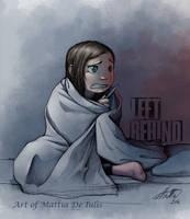 Ellie - Left Behind by MattiasArt