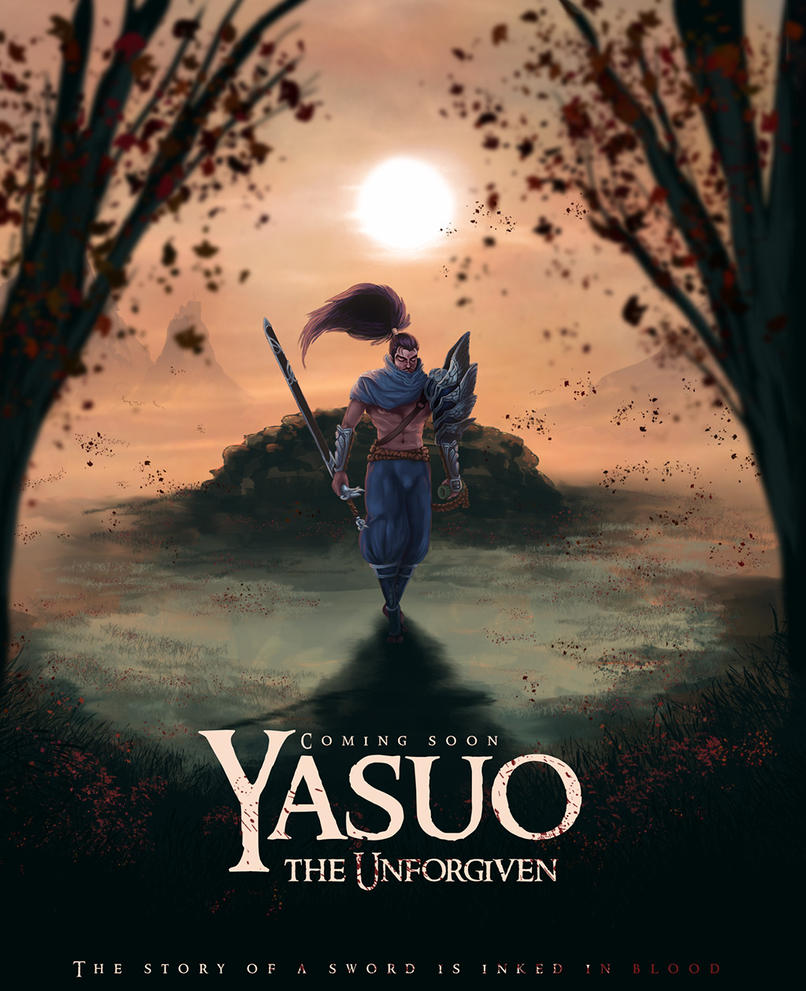 Yasuo Fan Art Contest LoL Champions: Yasuo b...